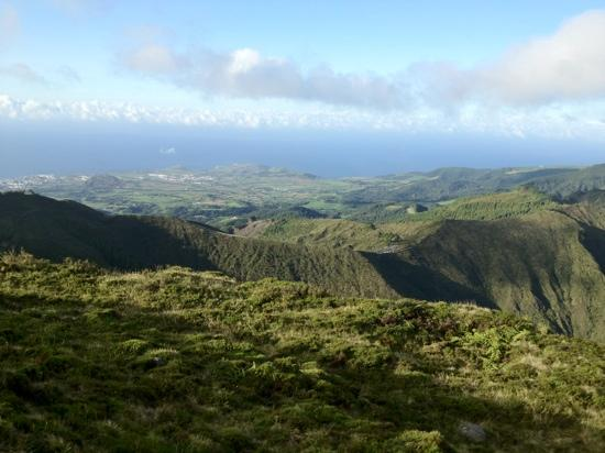 Azorean Tours: Mountains