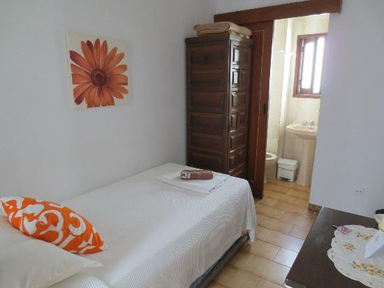 Pension Miguel: Single Room