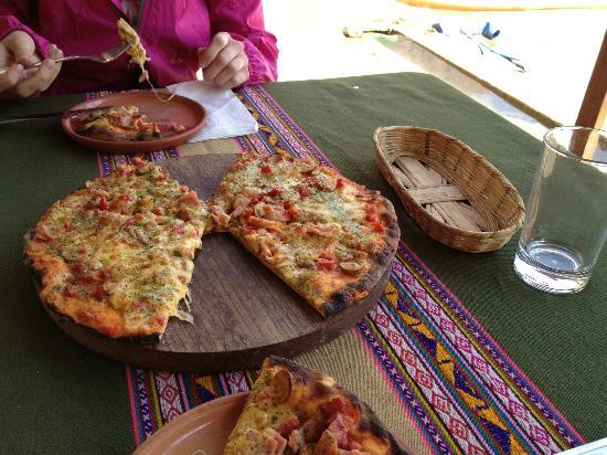 Pachamama Pizzeria: The 'Pachamama' pizza