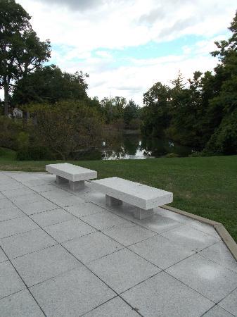 Blue Sky Mausoleum: The View