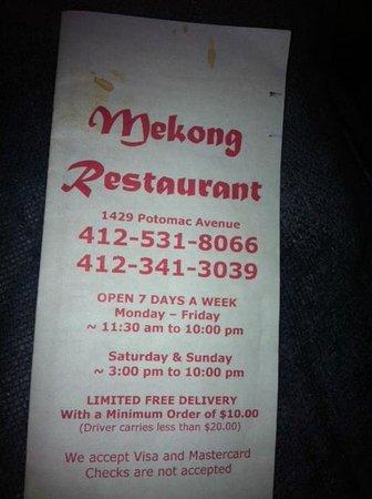 Makong Restaurant