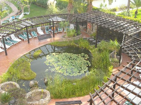 IFA Catarina Hotel : vista desde la habitación