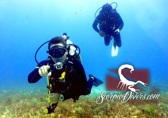 Scorpio Divers Tours: Alfred and Jorge