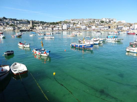 The Keep: St Ives Harbour