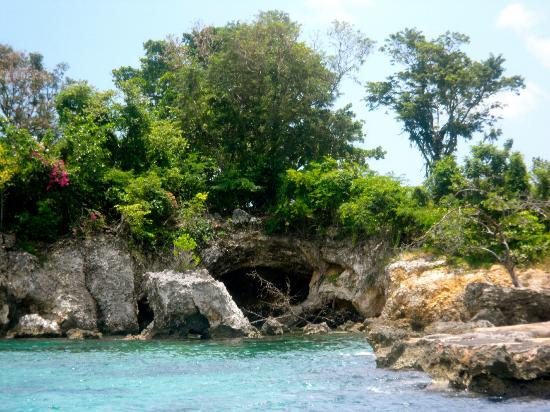 Couples Negril: From glass bottom boat tour