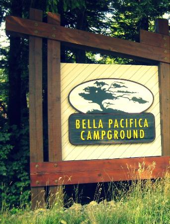 Bella Pacifica: Campground