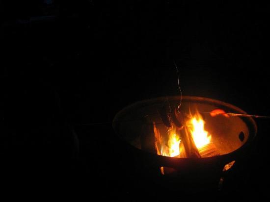 Bella Pacifica: Campfire