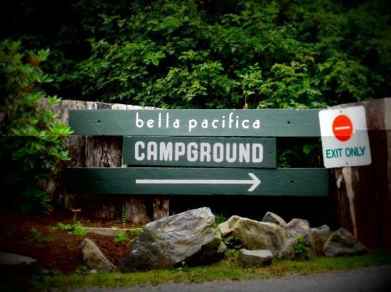 Bella Pacifica: Campground