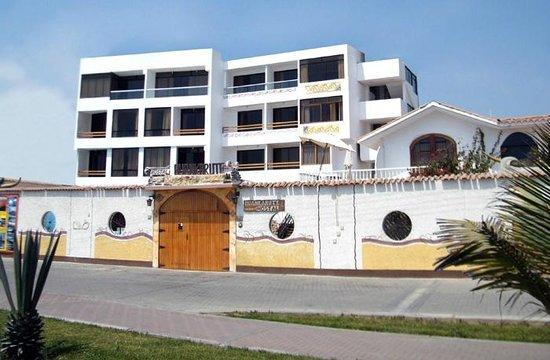 Hotel Huankarute: Hostal Huankarute