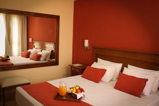 Habitación del Gran Hotel La Paz Spa