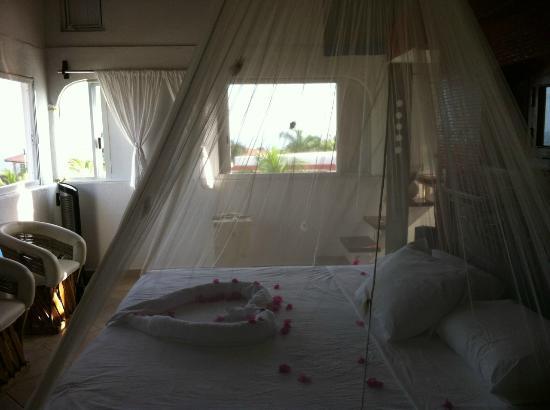 Quinta Lili: Master suite