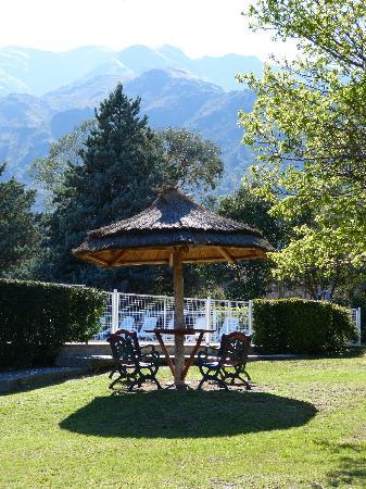 Hotel y Duplex Rincon del Valle: Parque