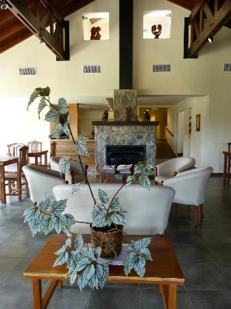 Hotel y Duplex Rincon del Valle: Recepción