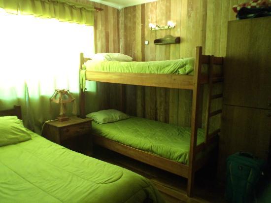 Bosque Nativo: habitación Ciprés 3