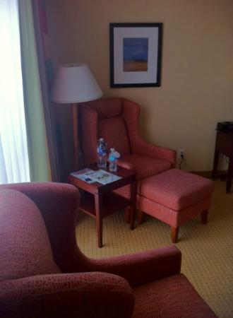Sheraton Toronto Airport Hotel & Conference Centre: Room