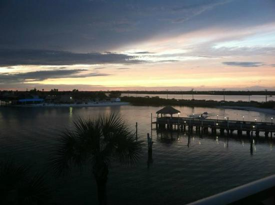 Bay Harbor Hotel: our view