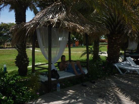 Coche Paradise Hotel Isla Margarita: una buena opción para descansar a la sombra