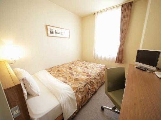 Hotel Econo Fukui Ekimae: シングルルーム