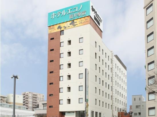 Hotel Econo Fukui Ekimae: ホテルエコノ福井駅前外観