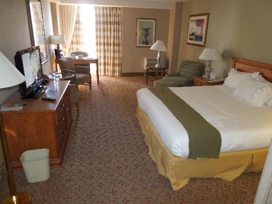 Holiday Inn Express Philadelphia-Midtown: King bed room