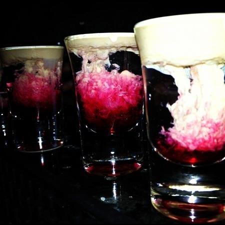 Sandpit Poolroom & Bar: best place to get shots