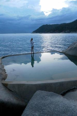 Six Senses Ninh Van Bay: water villa 5 pool