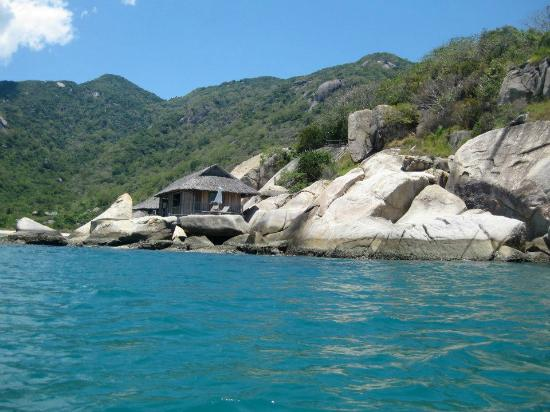 Six Senses Ninh Van Bay: View of water villa 5