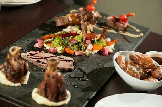Tasting Restaurant & Vinbar: Platter