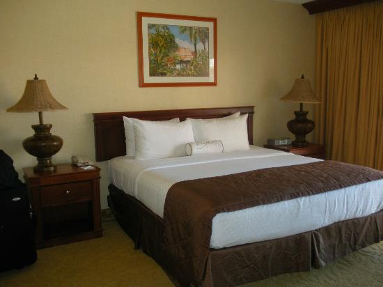 Ka'anapali Beach Club: Bedroom