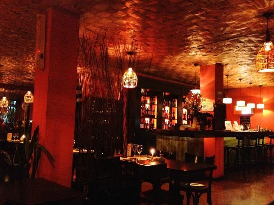 Itamae Sushi: the place