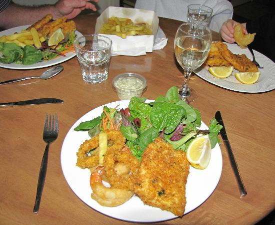 Chipper Fish: Great family meal for just $26