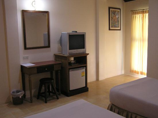 Kinnaree House: room function