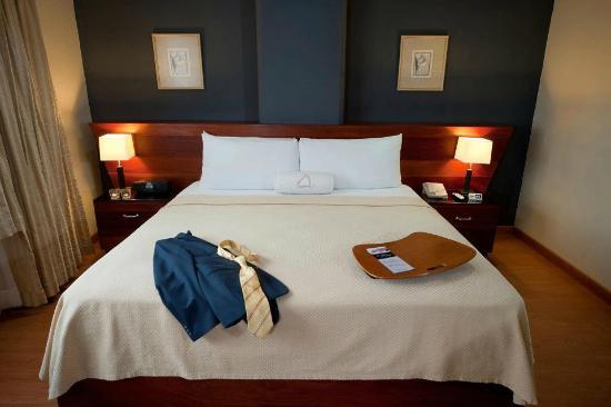 Hodelpa Gran Almirante Hotel & Casino: En una de esta habitacion dormi muy bien