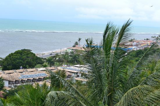 Resort La Torre: VISTA DE TRANCOZO