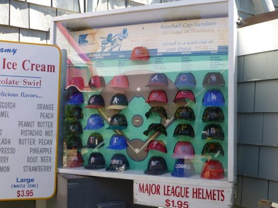 Cobie's : mlb helmets you can buy