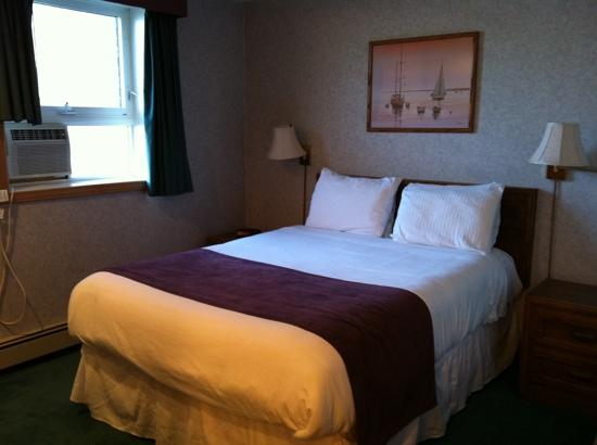 Dutch Inn Hotel: honeymoon suite