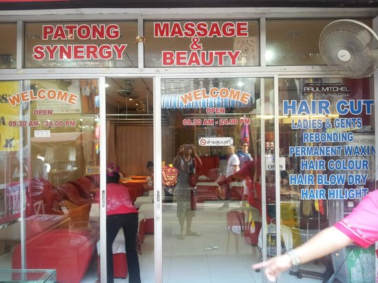 ‪Patong Synergy Massage‬