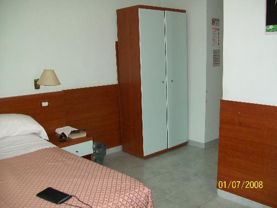 Hotel Katty: Room view