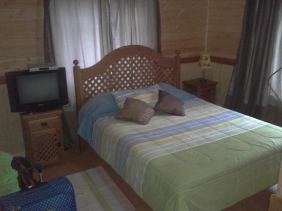 Hostel Pucon Sur : pieza!