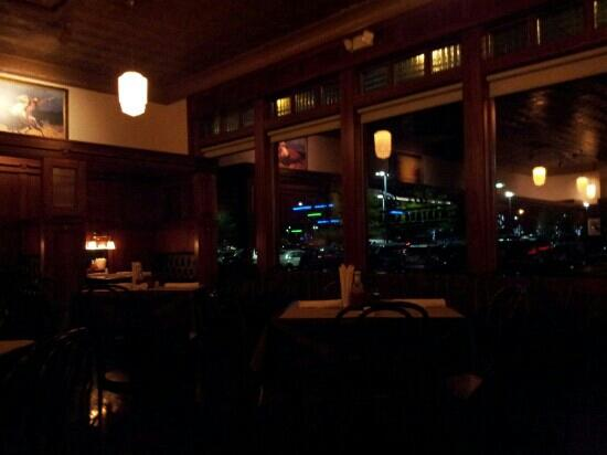 Ted's Montana Grill: lovely ambience