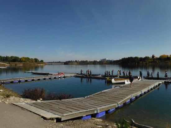 North Glenmore Park : Glenmore Reservoir