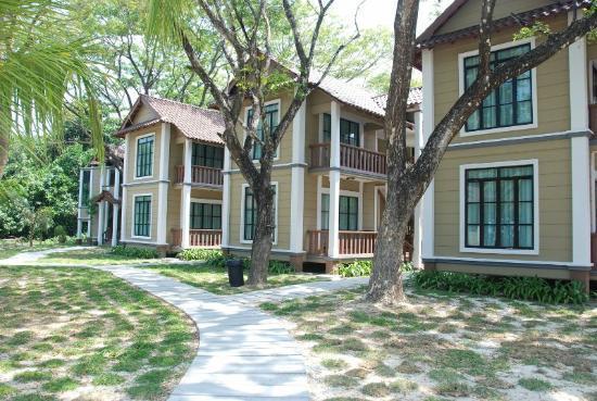 Coral Redang Island Resort: The Villas