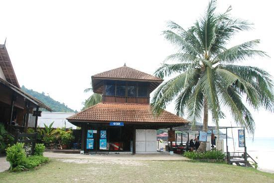 Coral Redang Island Resort: The Padi Dive Centre