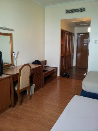 Quality Hotel Shah Alam: hallway