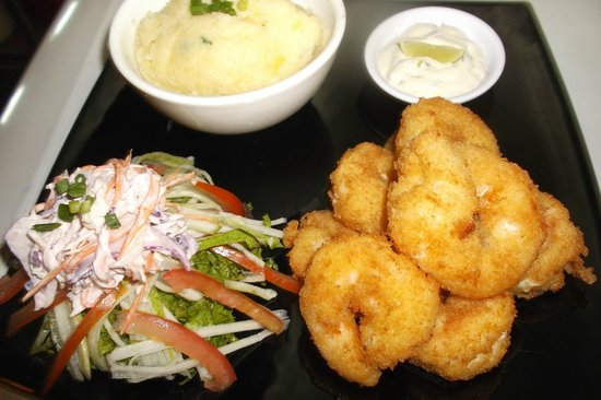 Gilligan's Ireland: Our Scampi
