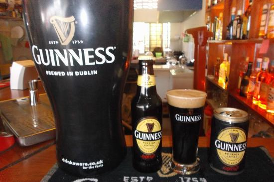 Gilligan's Ireland: My Goodness My Guinness (sorry no draft)