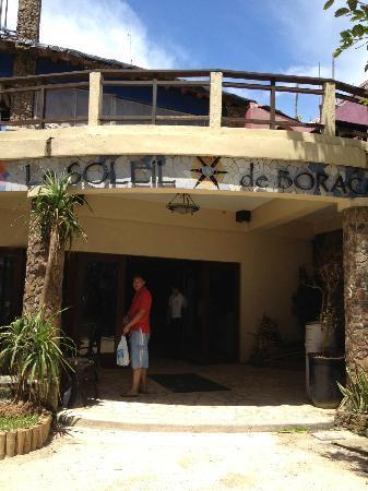 Le Soleil de Boracay: Hotel Front