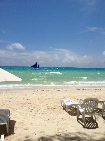 Le Soleil de Boracay: Beach