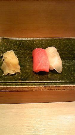 Suzuki: Chu-toro is very good