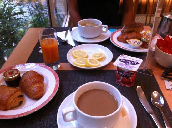 Floride Etoile Hotel: Piccolo dettaglio colazione